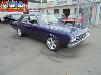 1969 CHRYSLER VALIANT VIP V8 | Moorhouse Muscle Cars