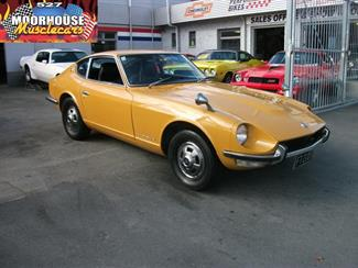 Datsun Moorhouse Muscle Cars Christchurch New