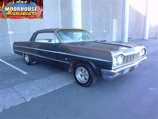 Chevrolet Impala Hard Top Coupe Moorhouse Muscle Cars