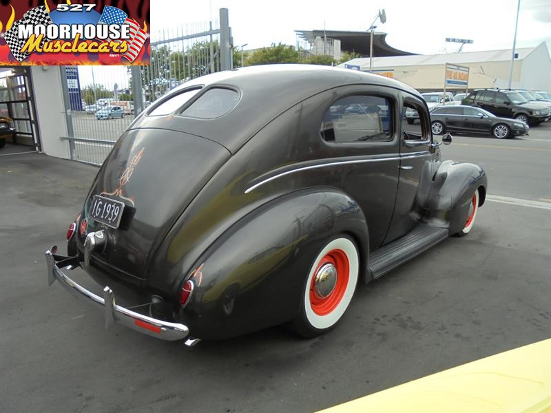 1939 Ford 39 V8 Standard Tudor Hot Rod Moorhouse Muscle