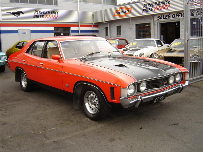 Moorhouse Muscle Cars Sale