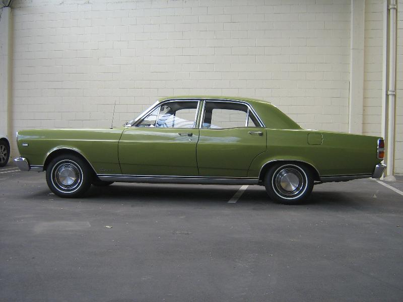 1971 Ford Fairlane Moorhouse Muscle Cars Christchurch
