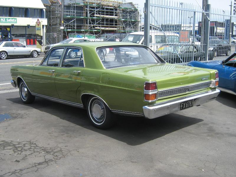 1971 Ford FAIRLANE| Moorhouse Muscle Cars | Christchurch ...