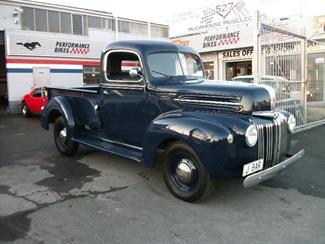 1947 Ford JAIL BAR| Moorhouse Muscle Cars | Christchurch