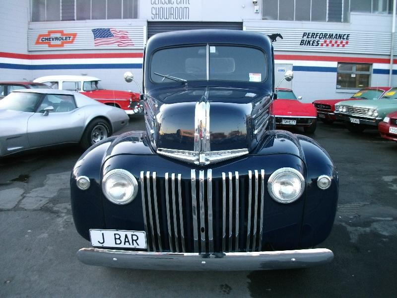 1947 Ford JAIL BAR| Moorhouse Muscle Cars | Christchurch ...