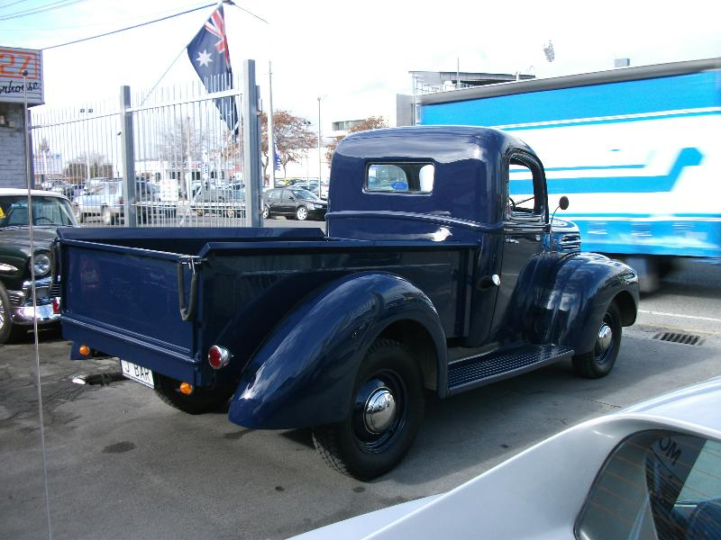 1947 ford jail bar moorhouse muscle cars christchurch for Current ford motor co stock price