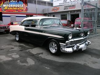 1956 Chevrolet BEL AIR| Moorhouse Muscle Cars ...