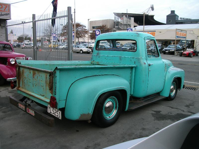Body Central Sale >> 1955 Ford F100| Moorhouse Muscle Cars | Christchurch | New ...