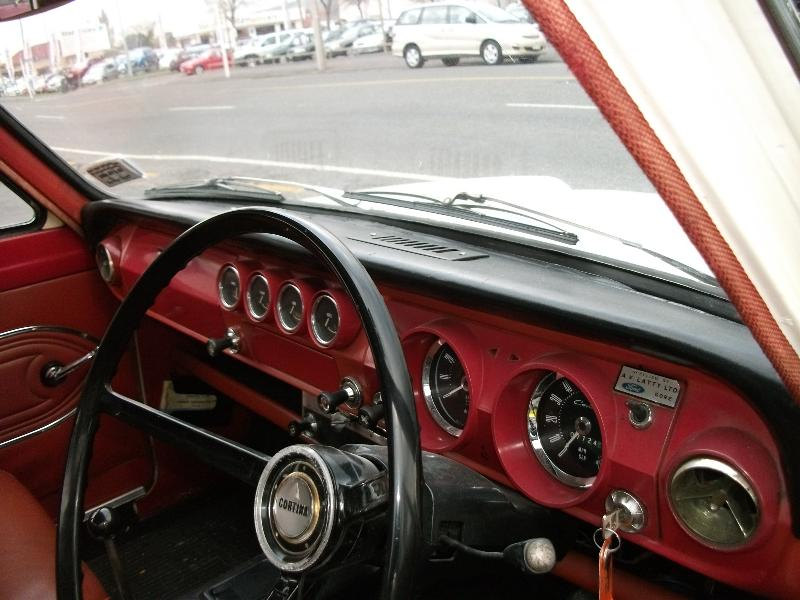 Classic Muscle Cars >> 1965 Ford CORTINA GT| Moorhouse Muscle Cars | Christchurch ...
