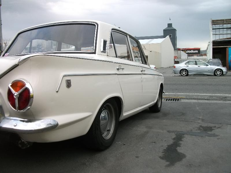 1965 Ford CORTINA GT| Moorhouse Muscle Cars | Christchurch | New