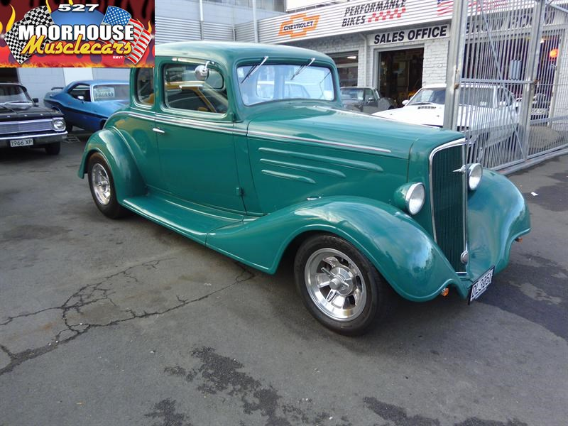 1934 chevrolet master 5 window coupe moorhouse muscle for 1934 chevy 5 window coupe