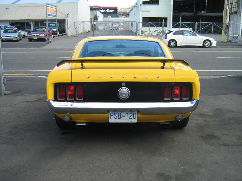 1970 Ford MUSTANG| Moorhouse Muscle Cars | Christchurch ...