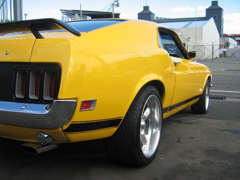 1970 Ford MUSTANG| Moorhouse Muscle Cars | Christchurch | New Zealand, NZ